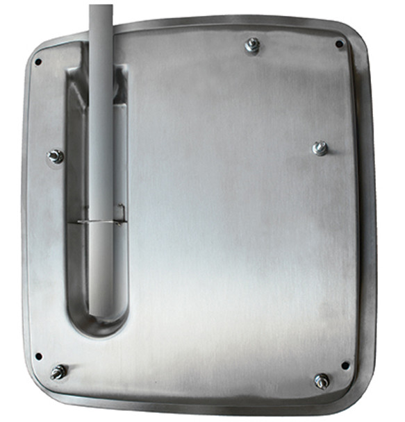 World Dryer 17-10310 is the top entry adapter kit for the VERDEdri hand dryers.