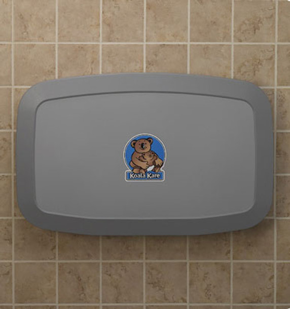 Koala KB200-01 Grey Baby Changing Station