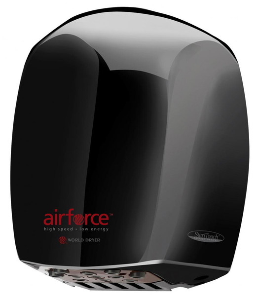 Black J-162 Airforce Hand Dryer from World Dryer