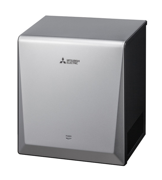 The New Mitsubishi Jet Towel Smart JT-SIAP-S-NA High-Speed Hand Dryer.
