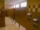 Saniflow MEDIFLOW ADA hand dryers installed in Cinemark Texas