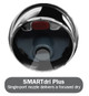 K-971P SMARTdri Plus hand dryers use a single-port nozzle to deliver a focused dry.