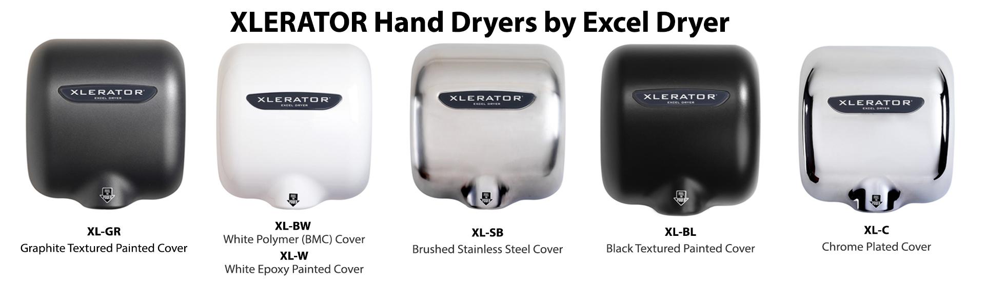 Xlerator Hand Dryers