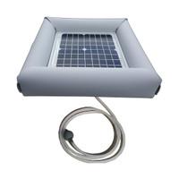 Savior Ozone Aerator Pool Spa Pond 100mg 10-watt Solar Powered System