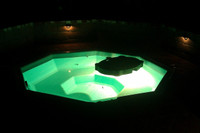 Savior Light SMD LED RGB 2500 Lumens 30-watt Solar Powered Pool Spa Pond Color Light with Remote