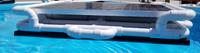Savior 20000 Gallon Pool 120-watt Solar Pump and Filter System Solar Pool Cleaner