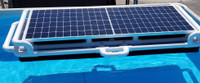 Savior 40000 Gallon Pool 250-watt Solar Pump and Filter System Solar Pool Cleaner