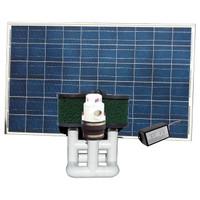 Bottom Feeder 40000 Gallon Pond 220-watt Solar Pump and Filter System