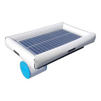 Savior Ionizer Pool Spa Pump Filter System 30-watt Solar Powered 5000 Gallon
