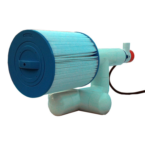 Bottom Feeder 10000 Gallon Pool or Spa Open Power (Solar Wind Other) 60-watt Pump and Filter System