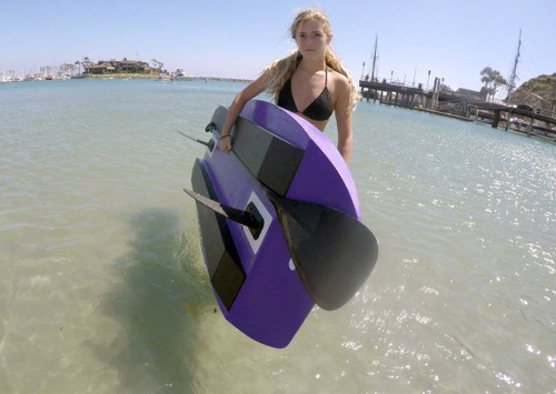 Savior Paddle Board SUP Stand Up Paddleboard 6 Foot