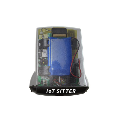 Chicken Sitter Toddler - Internet of Things (IoT) unique identifier and transfer for human-to-human or human-to-computer interaction Sensors for Your Chicken