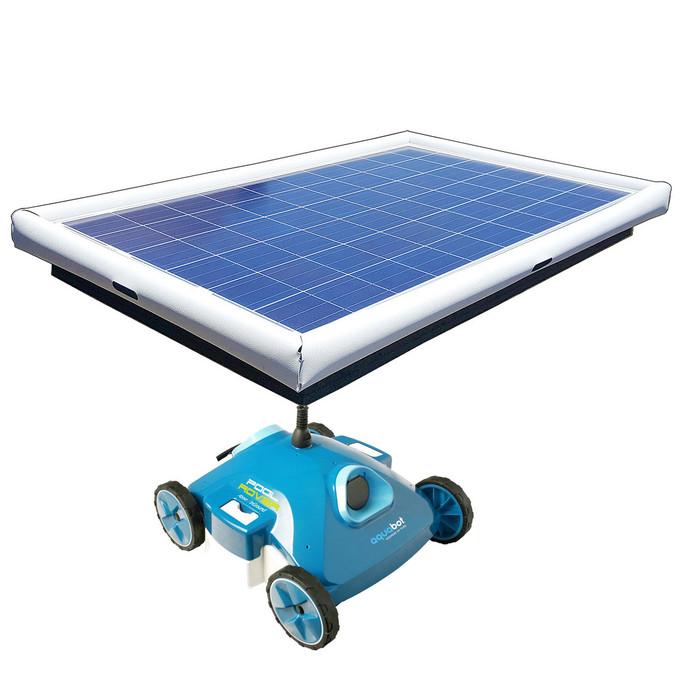 Savior Cleaner Robotic 220-watt Solar Pool Cleaner