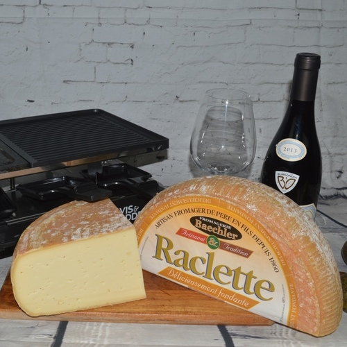 Raclette Nature Fondante