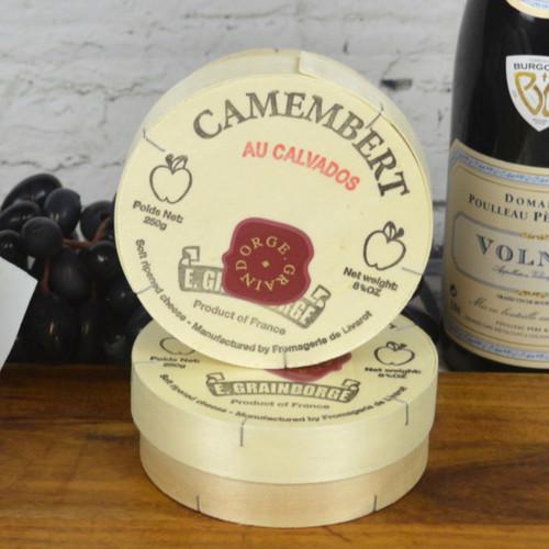 Camembert Calvados Graindorge 250g