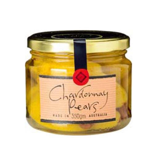 Ogilvie & Co Chardonnay Pears 350g