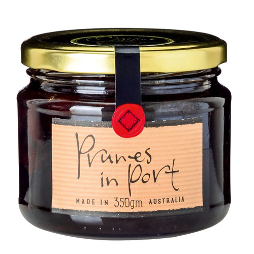 Ogilvie & Co Prunes in Port 350g