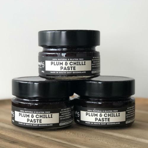 Plum & Chilli Paste - 180g Jamworks