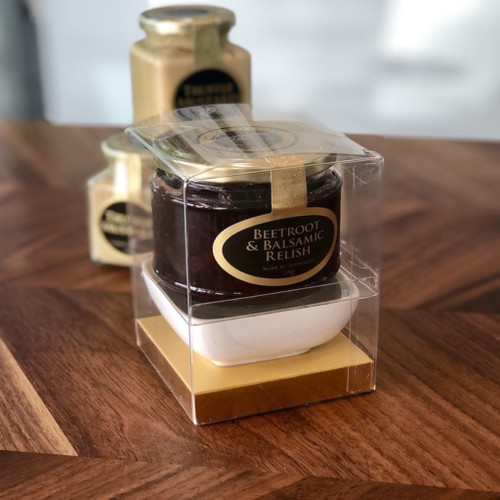 Beetroot & Balsamic Relish 210g - Ogilvie & Co