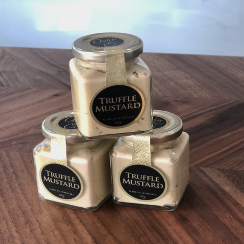 Truffle Mustard 120g - Ogilvie & Co