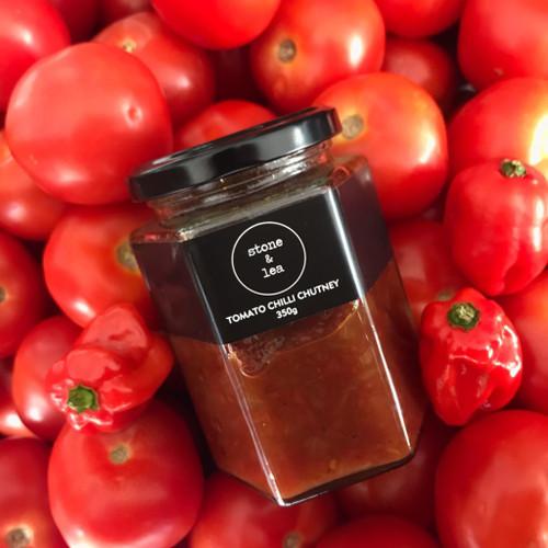 Tomato Chilli Chutney 350g