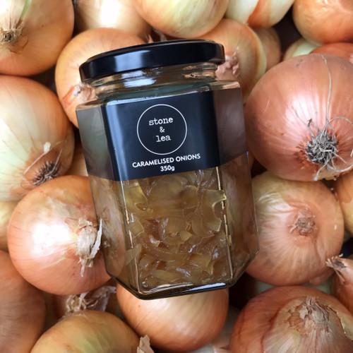 Caramelised Onions 350g