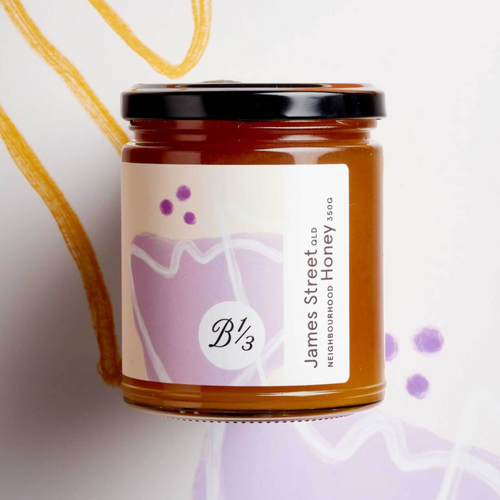 Bee One Third James Street Honey 350g