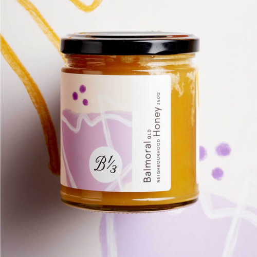 Bee One Third Balmoral Honey 350g
