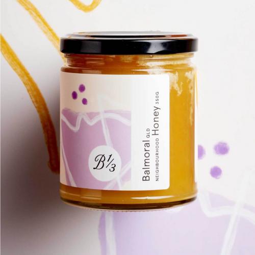 Bee One Third Balmoral Honey 350g