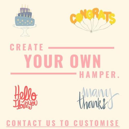 Customised Gift hamper