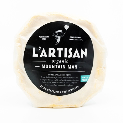 Organic Mountain Man L'artisan