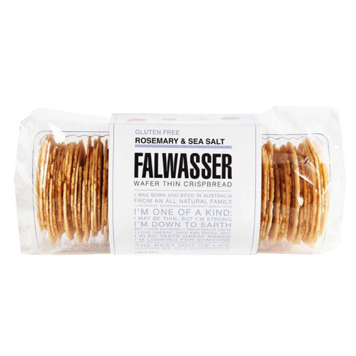 Rosemary & Sea Salt GF Falwasser