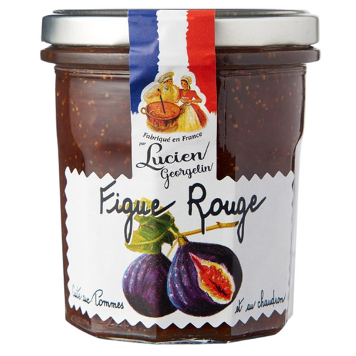 Red Fig Preserve 320g - Lucien Georgelin