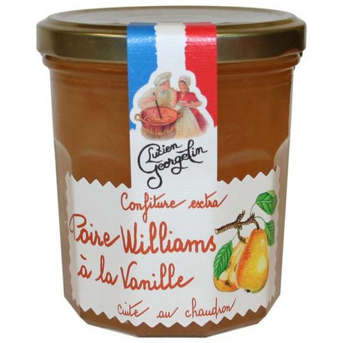 Williams Pears w/ Vanilla Jam 350g - Lucien Georgelin