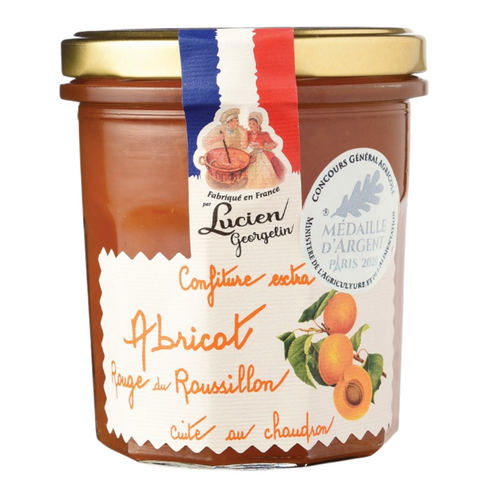 Apricot from Rousillon Jam 350g - Lucien Georgelin