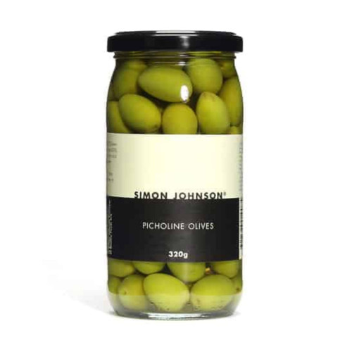 Picholine Green Olives 320g