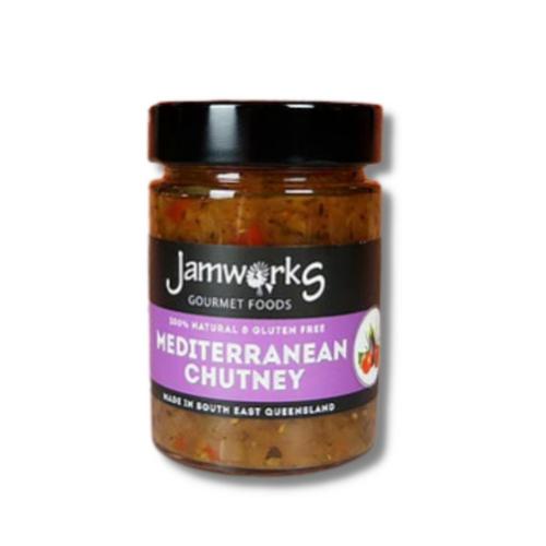 Mediterranean Chutney - 375g Jamworks