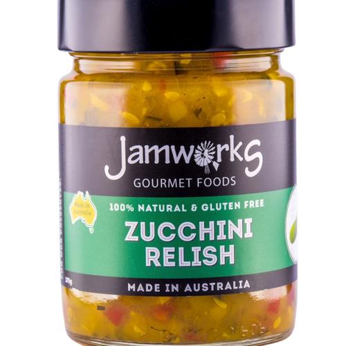 Zucchini Relish - 375g Jamworks