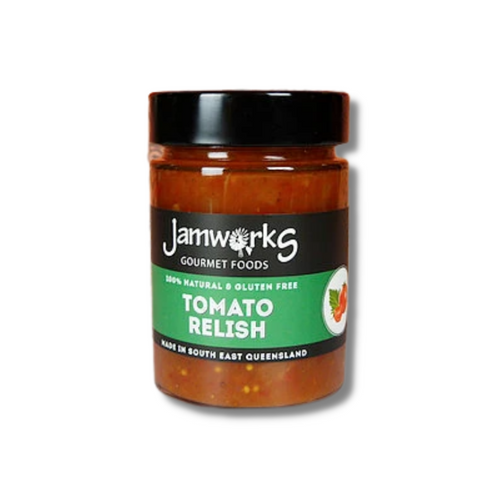 Tomato Relish - 375g Jaworks