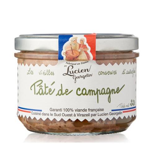 Pâté de Campagne (Country style pâté) - 220g Lucien Georgelin