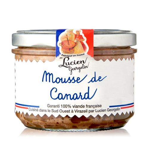 Mousse de Canard (Duck Mousse) - 200g