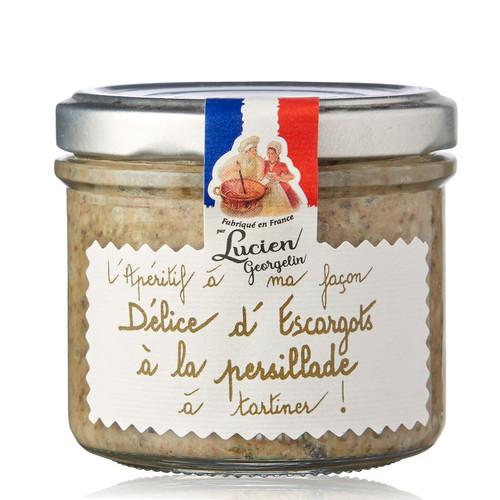 Snail Delight Pâté in Persillade - 100g