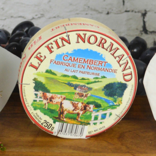 Camembert Le Fin Normand I Le Fromage Yard