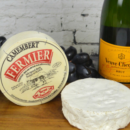 Camembert Fermier Jouvence I Le Fromage Yard