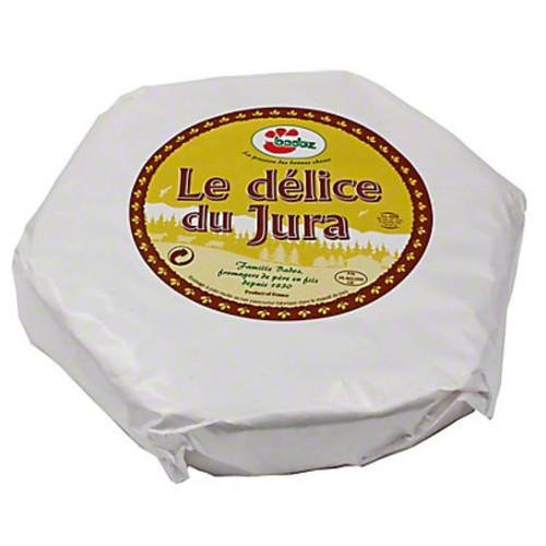 Delice du Jura - Reblochon Style