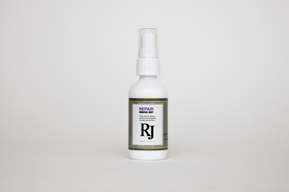 Repair Organic Mineral Mist for Hair & Face