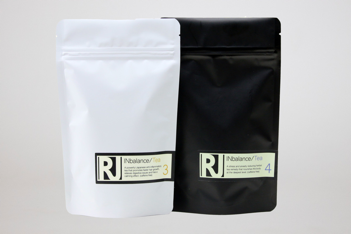 INbalance Tea 2-Pack - Daily Day & Nightly Tea