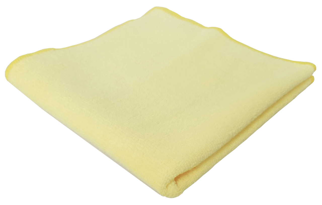 Reli Trusted Products Yellow Premium Microfiber Towel