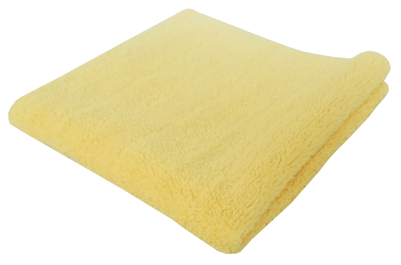 Reli Trusted Products Yellow Edgeless Towel  Front