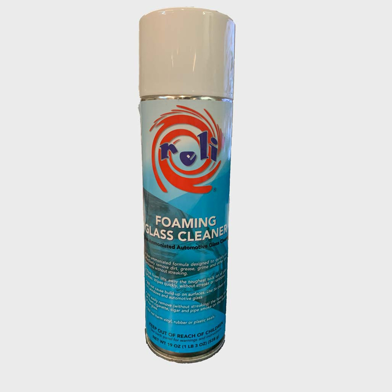 Foaming Dlass Cleaner   Shinerz ShowCar